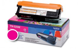 Toner Brother TN-320M (HL-4150CDN/4570CDW, Ma), 1.500 strani (original, škrlatna)
