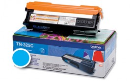 Toner Brother TN-325C (HL-4150CDN/4570CDW, Cy), 3.500 strani (original, modra)