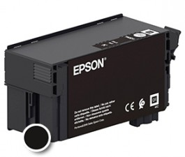 Kartuša Epson T40D1 XL UltraChrome XD2 (C13T40D140), 80 ml (original, črna)