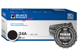 Black Point toner HP H-24A Super Plus (Q2624A), 4.100 strani (kompatibilni, črna)