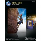 Papir HP Advanced Glossy Photo, 250g, 13x18cm, 25 listov