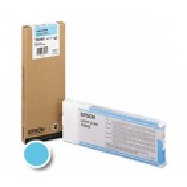 Kartuša Epson T6065 (C13T606500), 220ml (original, svetlo modra)