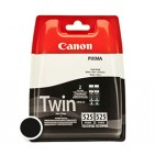 Kartuša Canon PGI-525BK Twin Pack, 2x19ml (original, črna)