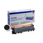 Toner Brother TN-2320 (DCP-L2500D, Bk), 2.600 strani (original, črna)