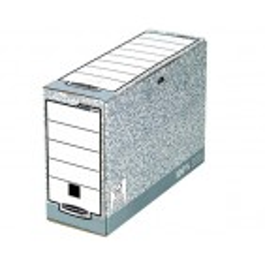 Fellowes arhivska škatla, 105x260x315mm, siva (10805) (10 kos)