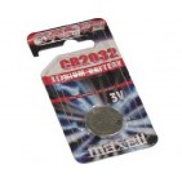 Maxell baterija CR2032 (1 kos)