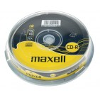 Maxell CD-R 700MB XL 52X, 10 na osi