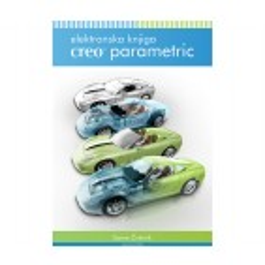 Elektronska knjiga CREO Parametric (celotna knjiga, 3.686 strani)