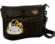 HELLO KITTY GOLD torba na eno ramo