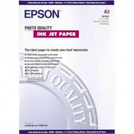 Papir Epson Photo Quality, 105g, A3, 100 listov