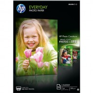 Papir HP Everyday Glossy Photo, 200g, A4, 100 listov