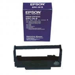Trak Epson C43S015374 (ERC-38B), (original, črn)