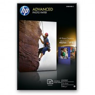 Papir HP Advanced Glossy Photo, 250g, 10x15cm, 25 listov