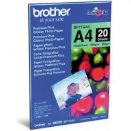 Papir Brother Premium Plus Glossy Photo Paper, 260g, A4, 20 listov