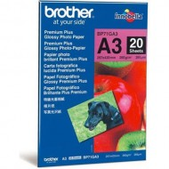Papir Brother Premium Plus Glossy Photo Paper, 260g, A3, 20 listov
