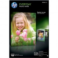 Papir HP Everyday Glossy Photo, 200g, 10x15cm, 100 listov