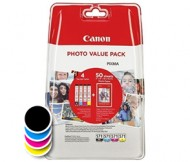 Komplet kartuš Canon CLI-571 Photo Value Pack (original, komplet)