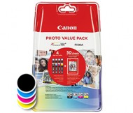 Komplet kartuš Canon CLI-526 Photo Value Pack (original, komplet)