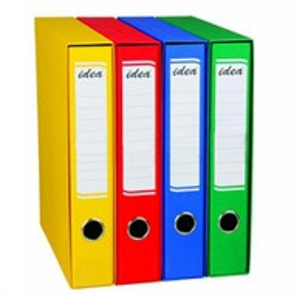 Registrator IDEA, ozek A4/50, različnih barv