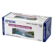 Papir Epson Premium Glossy Photo, 255g, širina 210mm, 10m