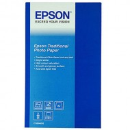 Papir Epson Traditional Photo, 330g, A2, 25 listov