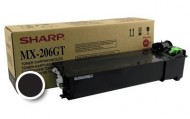 Toner Sharp MX-206GT, 16.000 strani (original, črna)